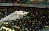 ۱۱۰ هزار تماشاگر در ورزشگاه آزادی بودند!
