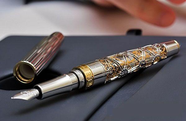 گرانقیمتترین قلمها در جهان+عکس