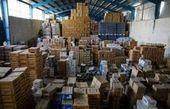 از کشف ۱۹۶ هزار کارتن پوشک تا ۶۱۷ تن برنج
