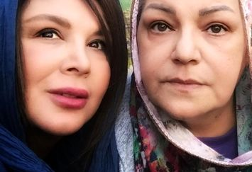 پست امیدبخش شهره سلطانی برای خواهرش+عکس