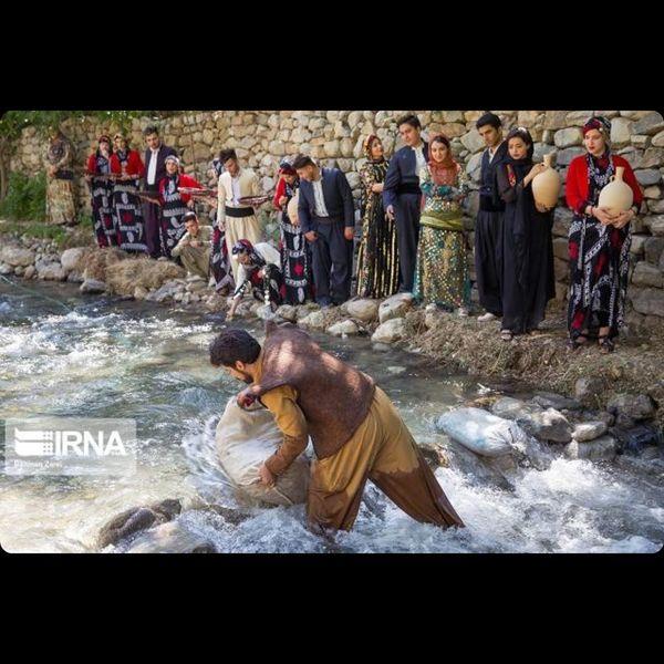 تهمینه میلانی در پی حفظ آیین های سنتی ایران+عکس