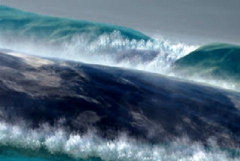 """یافتن شواهد توفان عظیم در خلیج فارس و احتمال انتساب آن به """"توفان نوح"""""""
