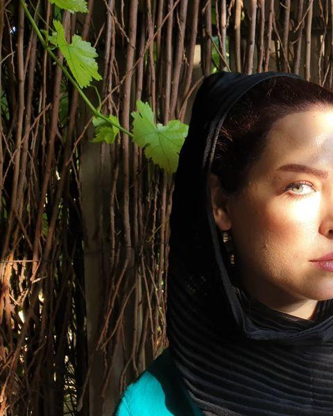 نوآوری خانم بازیگر در اشتباهاتش+عکس