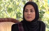 عشق وحشیانه حدیثه تهرانی به همسرش+عکس