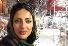 ظاهر متفاوت «هلیا امامی» با چادر رنگی