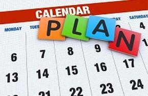 روشهایی برای برنامهریزی هفتگی