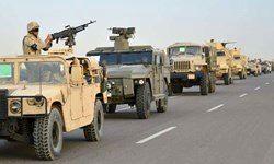 داعش مسئولیت حمله به ارتش مصر در سیناء را پذیرفت