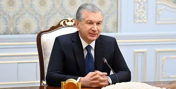 رایزنی رئیس «لوکاویل» روسیه با رئیس جمهور ازبکستان