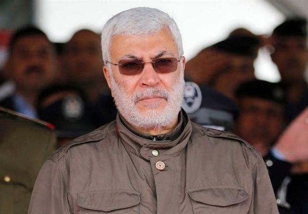 حضور سفیر ایران بر سر مزار شهید «ابومهدی المهندس» در عراق