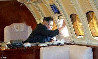 کیم جونگ اون به روسیه سفر کرد؟