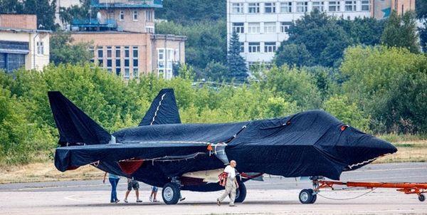 روسیه جنگنده رقیب «اف-35 لایتنینگ» را رونمایی میکند