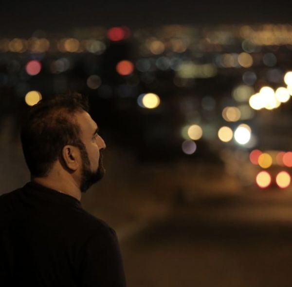 تنهایی مهران احمدی  در شب های تهران+ عکس