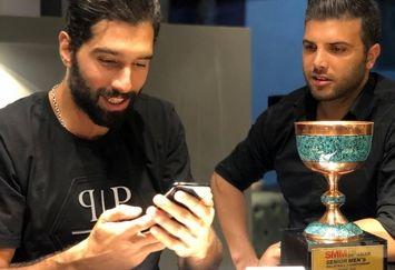 ذوق زدگی سید محمد موسوی برای قهرمانی