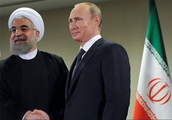 کرملین از گفتگوی تلفنی روحانی و پوتین درباره سوریه خبر داد