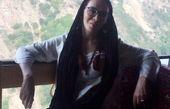 افسانه بایگان در ارتفاعات زیبا + عکس