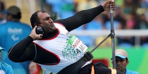 مدالهای طلا و نقره پرتاب وزنه به ایران رسید
