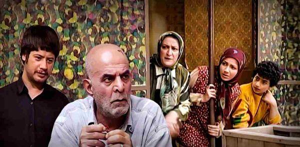 سکانس طنز سریال ماه رمضانی با بازی «علی صادقی»+فیلم