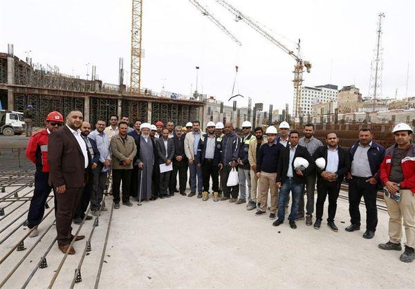 توسعه تاریخی حرم امام حسین(ع) بهدست ایرانیان