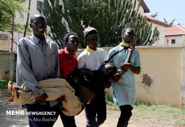 مدعیان صلح جهانی ترجیح میدهندچشم بر آنچه درنیجریه میگذرد،ببندند