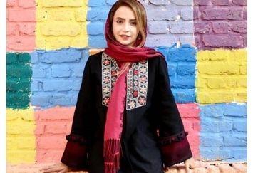 تصویری عجیب از شبنم قلی خانی /عکس