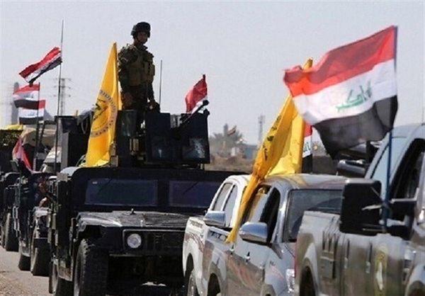 عملیات بزرگ ارتش و حشد شعبی در سه استان/ یک پهپاد داعشیها سرنگون شد