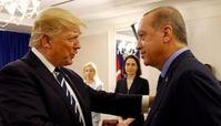 ترامپ و اردوغان دیدار کردند