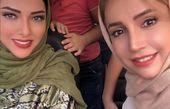 شبنم قلی خانی و لیلا اوتادی و فرزندانشان + عکس