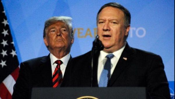 تهدید پمپئو به احیای تحریمهای بینالمللی علیه ایران