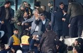 شوخی انصاریان با احمدینژاد