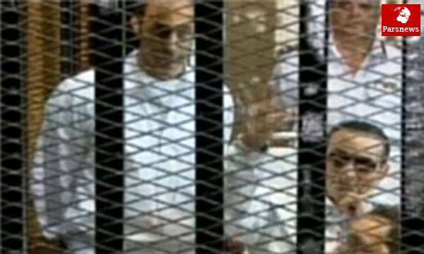 زمان دادگاه محاکمه دیکتاتور مصر