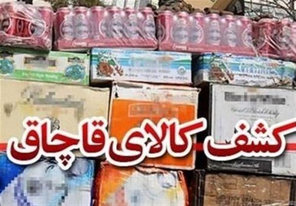 68 میلیارد ریال کالای قاچاق در دشتستان کشف شد
