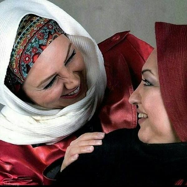 بهنوش بختیاری و خواهرش + عکس