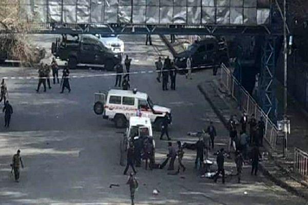 داعش مسئول عملیات انتحاری کابل