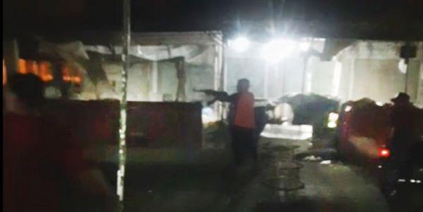 یک کشته و ۱۴ زخمی طی تیراندازی مستقیم اغتشاشگران در ایذه