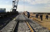 شکست رکورد حمل بار از طریق راه آهن