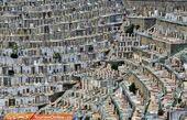 تصاویر | قبرستانهای عمودی جاذبه جدید گردشگری شرق آسیا!
