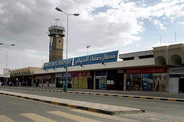هواپیمای حامل زخمی شدگان یمنی صنعا را به سوی مسقط ترک کرد
