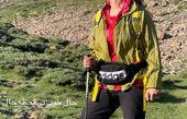 آنا نعمتی در کوه + عکس