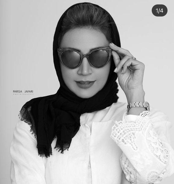 شبنم قلی خانی با تیپ و استایلی دیده نشده + عکس