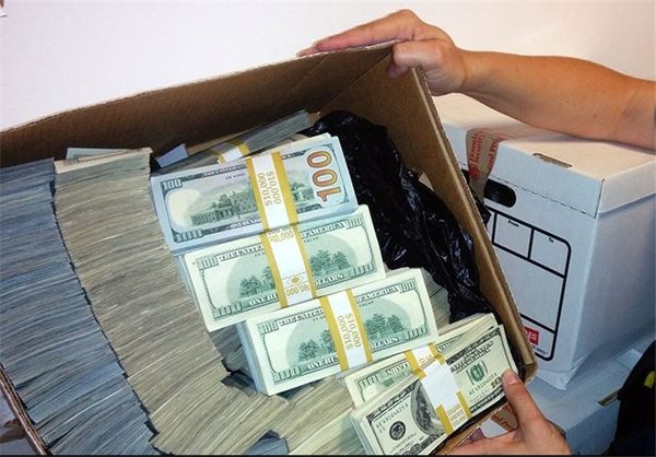 قاچاق ارز از افغانستان به ایران