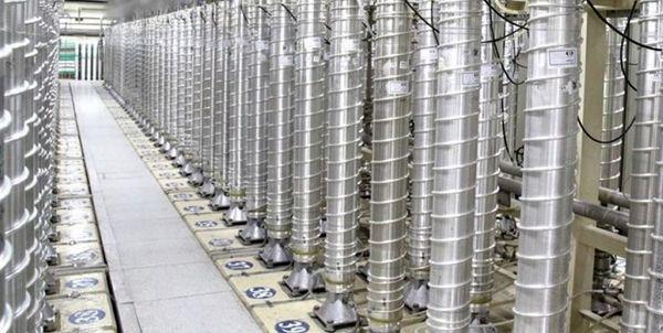 ذخایر اورانیوم غنیشده ایران 50 درصد افزایش یافته است