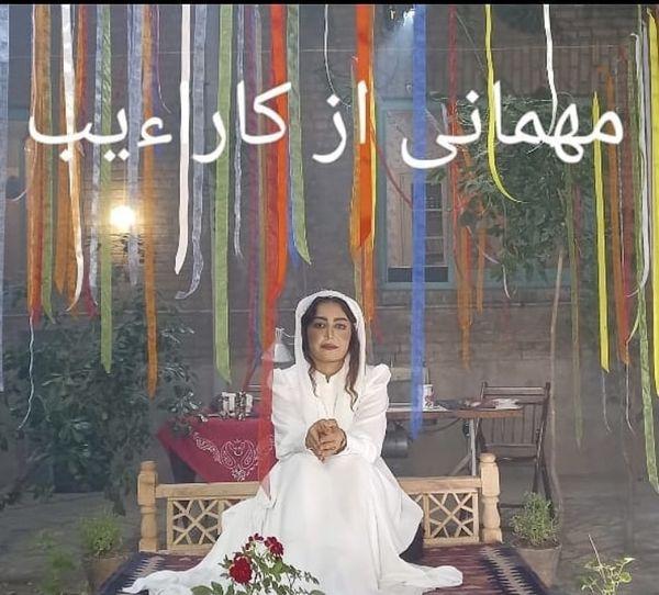 شقایق فراهانی در لباس عروس + عکس