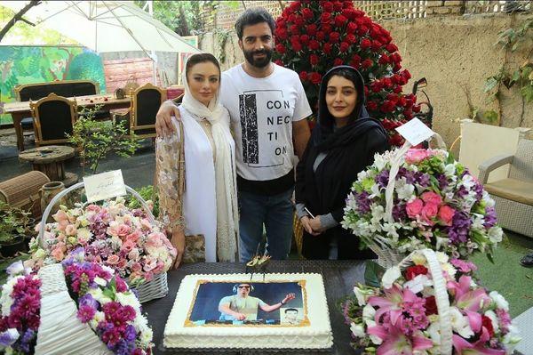 تولد مجلل همسر یکتا ناصر+عکس