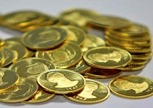 سکه بر مدار افت