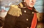 رامین راستاد در نقش ناپلئون بناپارت + عکس