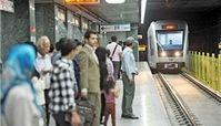 تست رایگان کرونا در مترو تهران