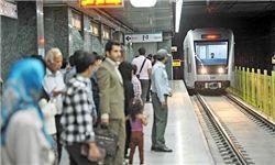 چارهای برای شلوغی مترو نداریم