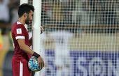 تمام رقابتهای قطریها در ورزشگاه آزادی با ۱۶ شکست و ۴۷ گل خورده + عکس
