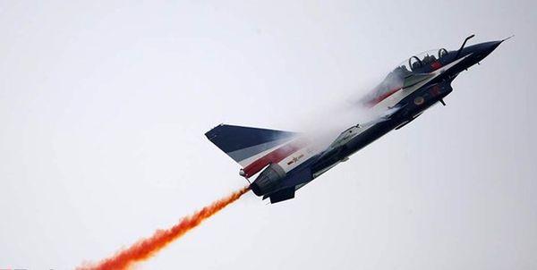 ادعای تایوان درباره تخلف «سوخو-30» و «جی-10» چین