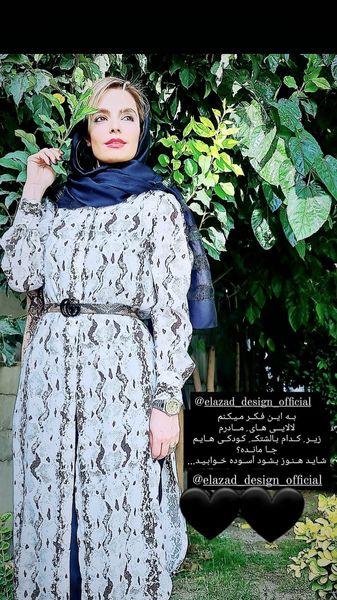 تیپ جدید سپیده خداوردی + عکس